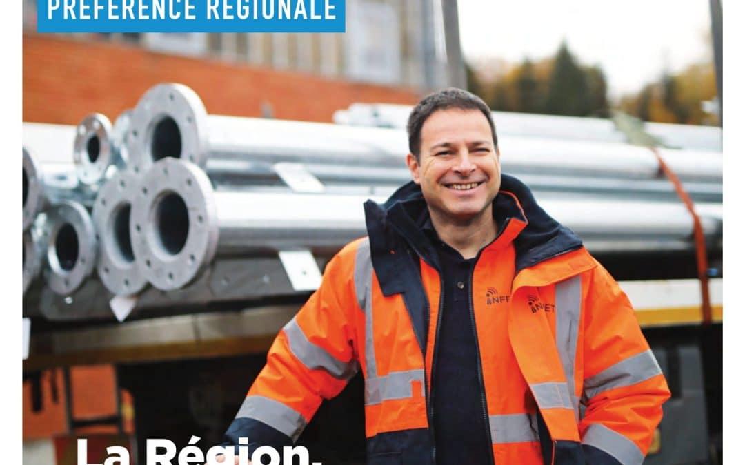 la Région, partenaire de ses entreprises